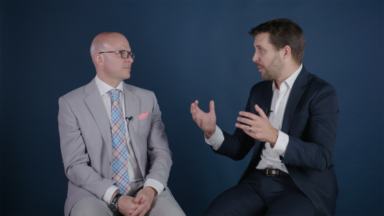 Neil Katz and Brian Deese talk climate focused investing.