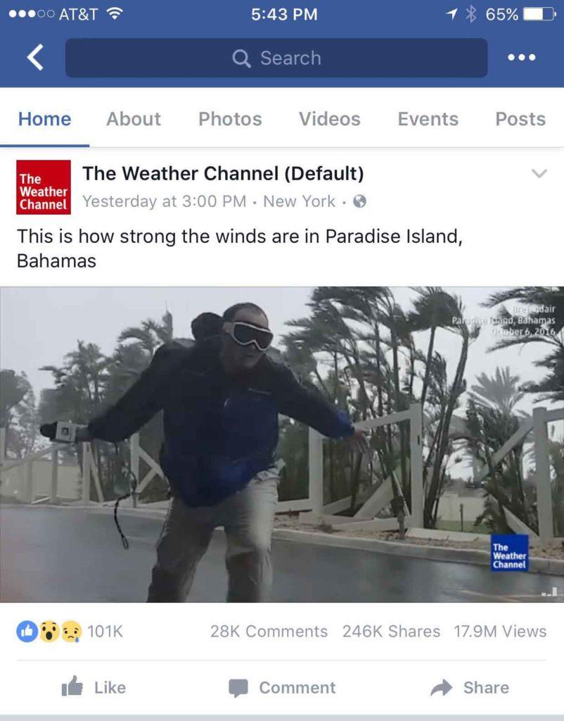 how we did it bahamas