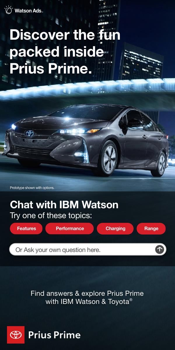 Toyota Watson 300x600 Clear Night