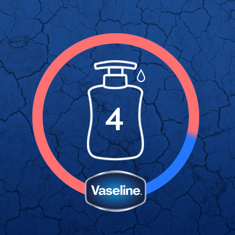 Vaseline Dry Skin Index Adaptor