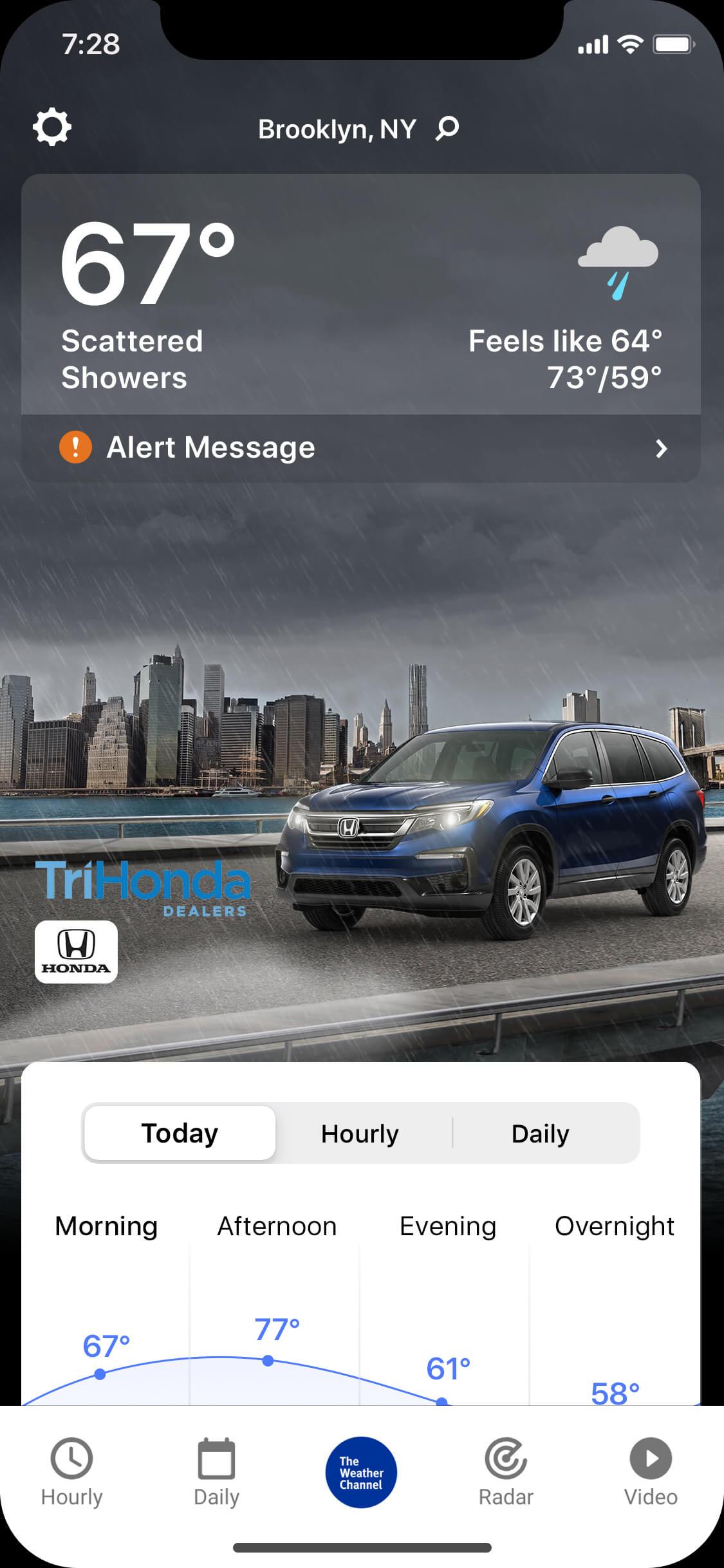 TriHonda_Honda-AWO-Pilot-rainy_day