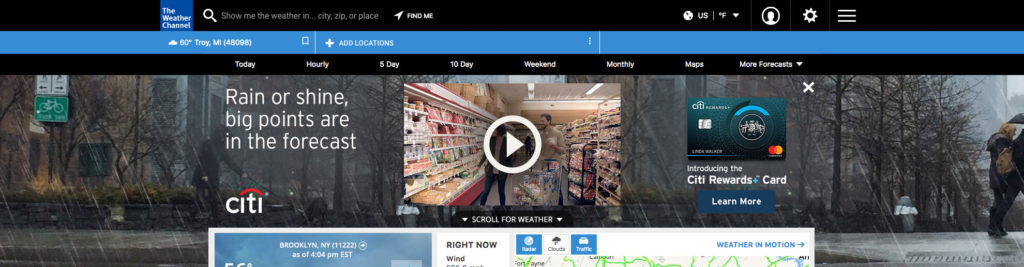 Citi_Rewards_005 - Rainy Day Shopping Cart (Open)
