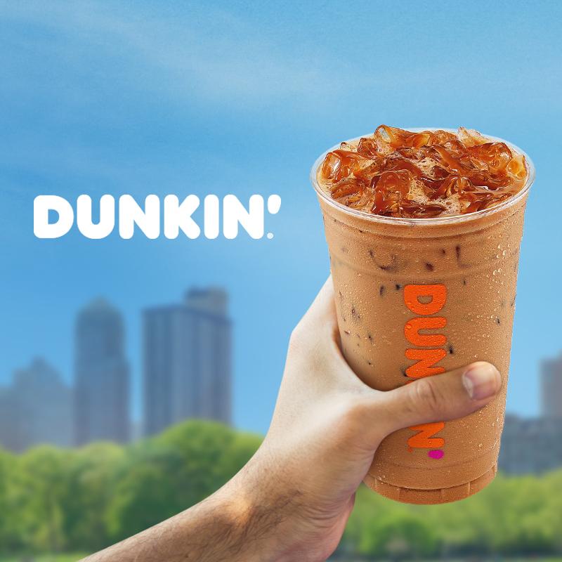 Dunkin' Integrated Forecast Mock