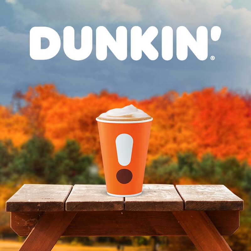 Dunkin Donuts  – Espresso