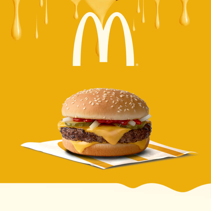 McDonald's – Quarter Pounder With Cheese