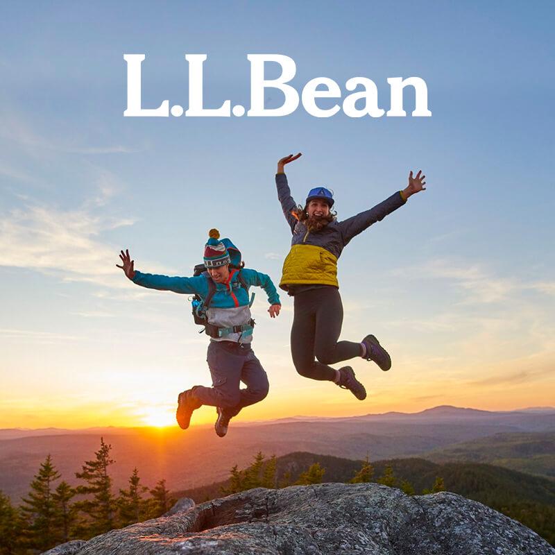 L.L. Bean – 320×100 + IM