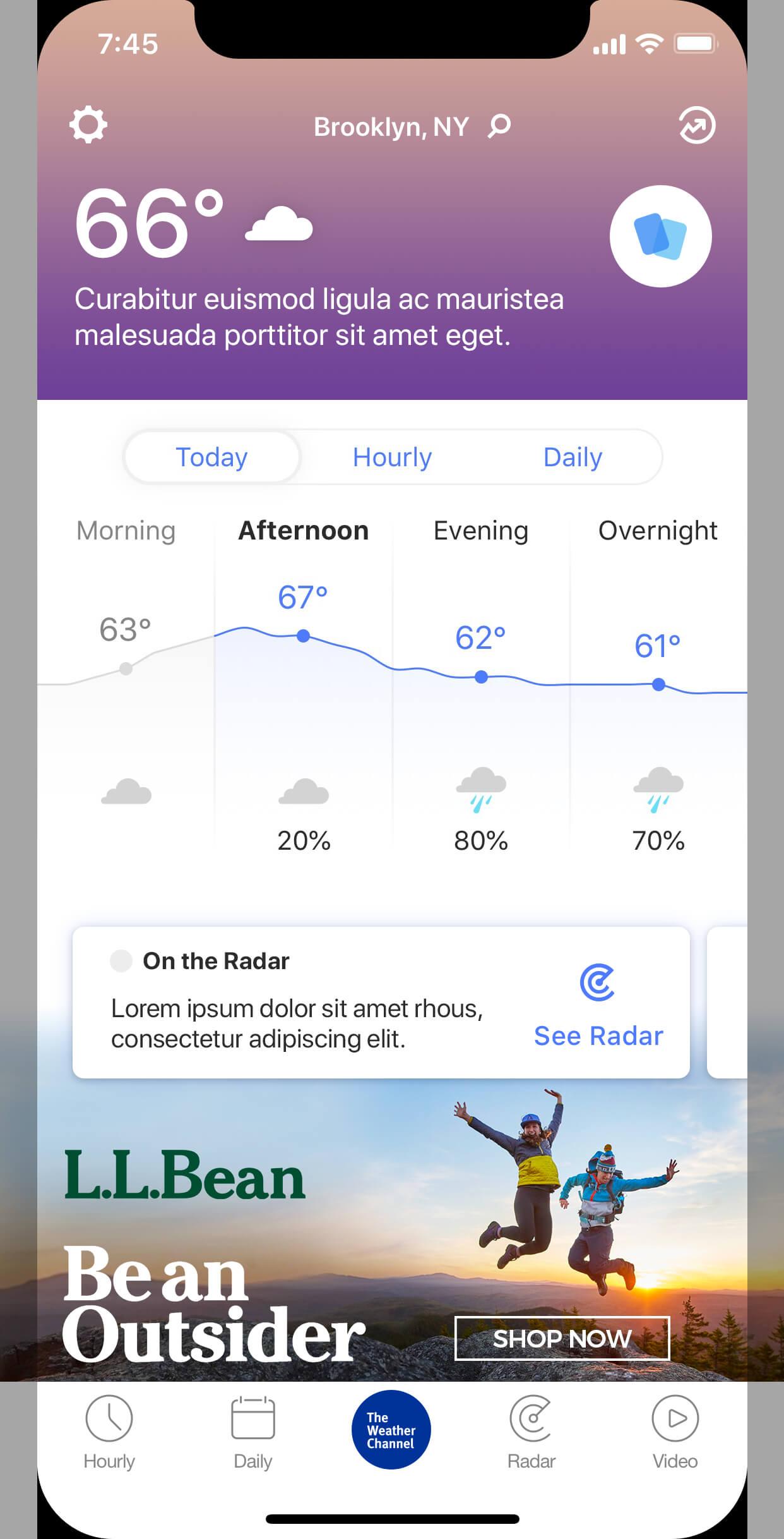 LL_Bean_Mobile_App-IM_V2-Internal_Mock