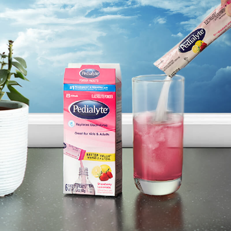 Pedialyte – Holiday