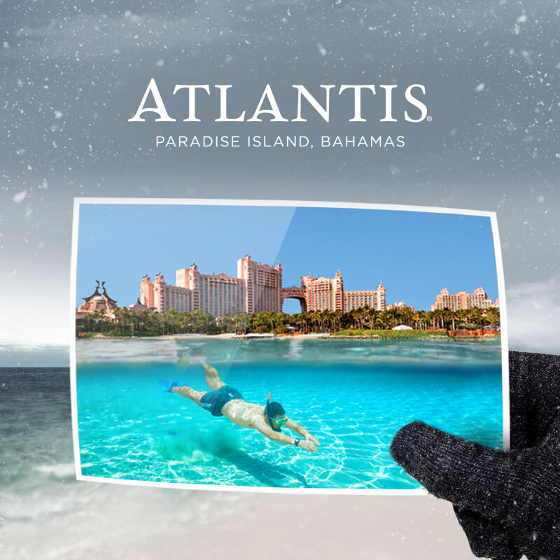 Atlantis – Integrated Forecast – Temp Comparison