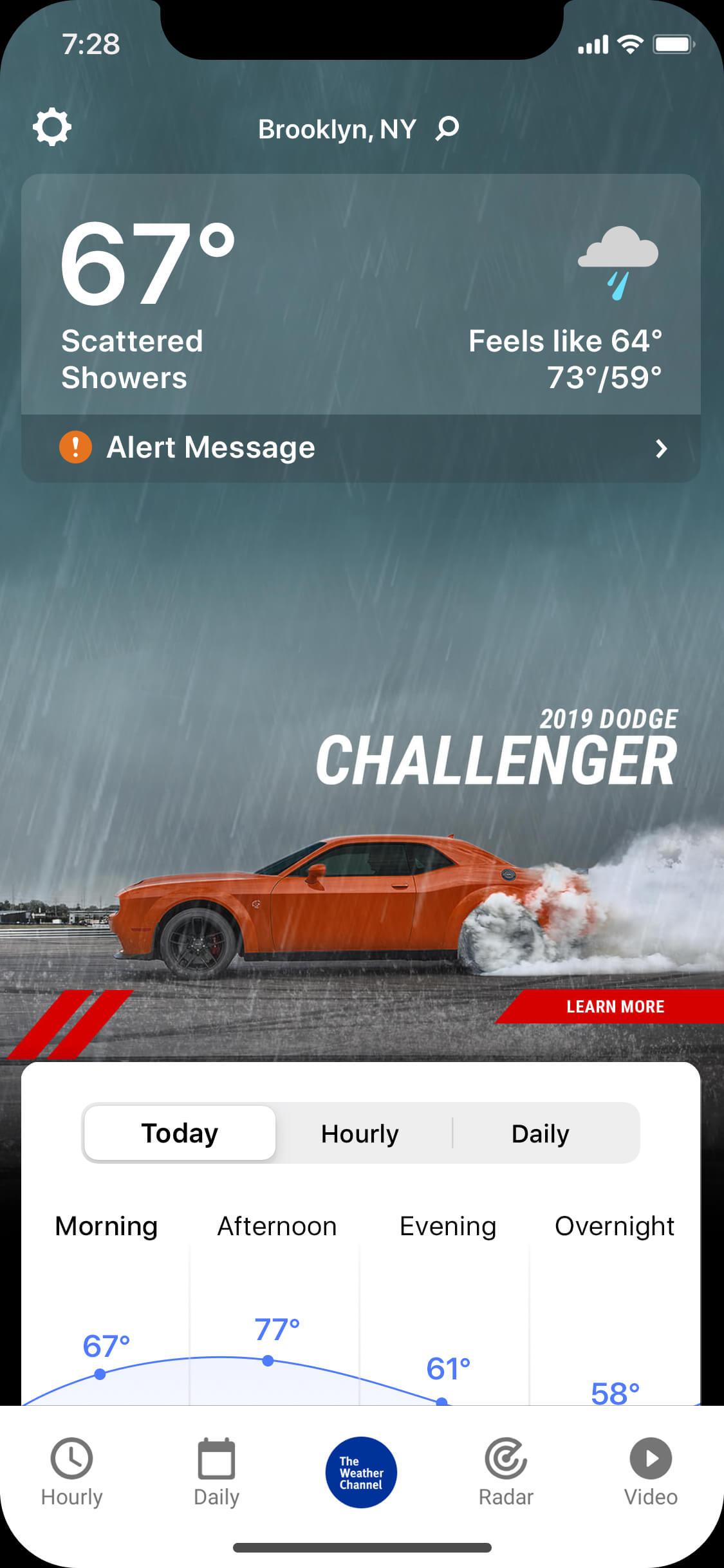 Challenger_rainy_day