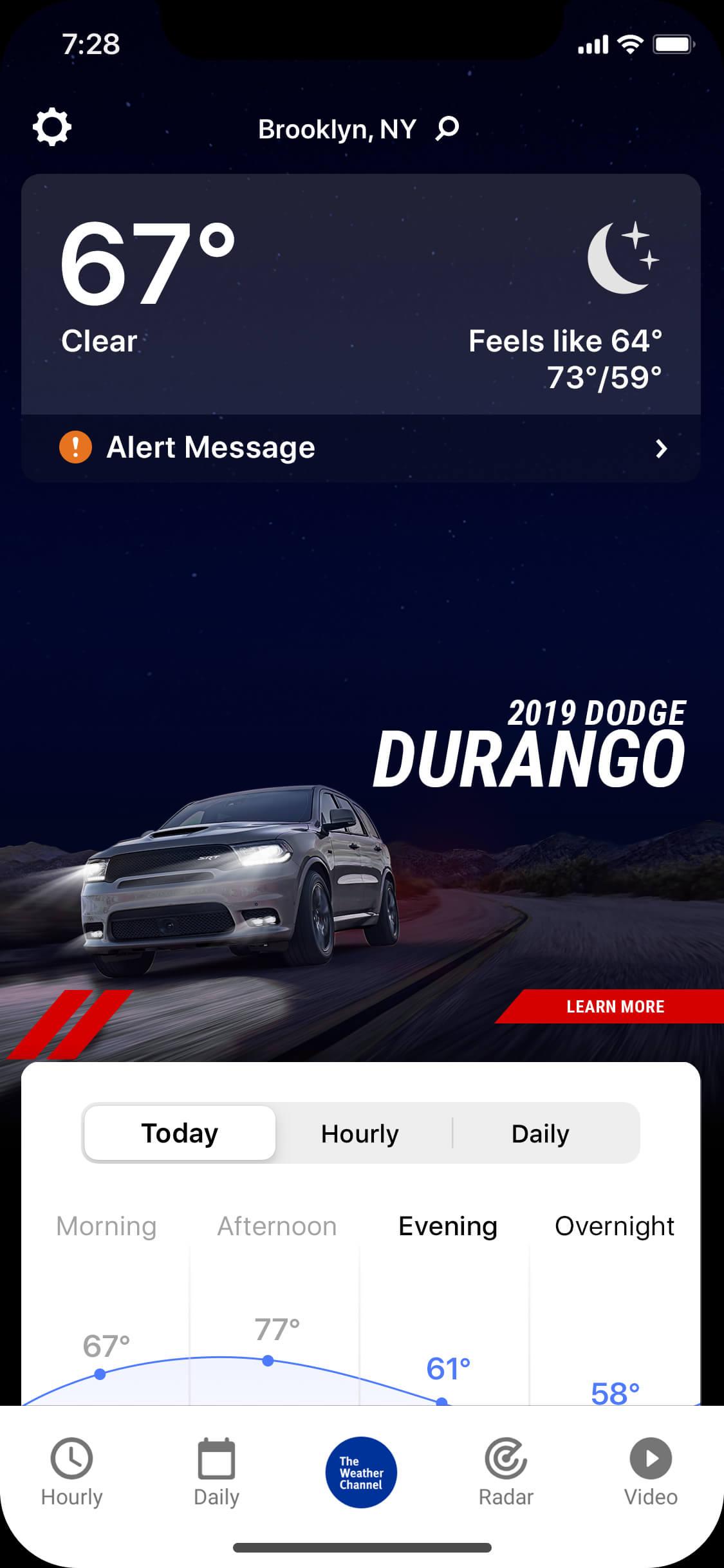 Durango_clear_night