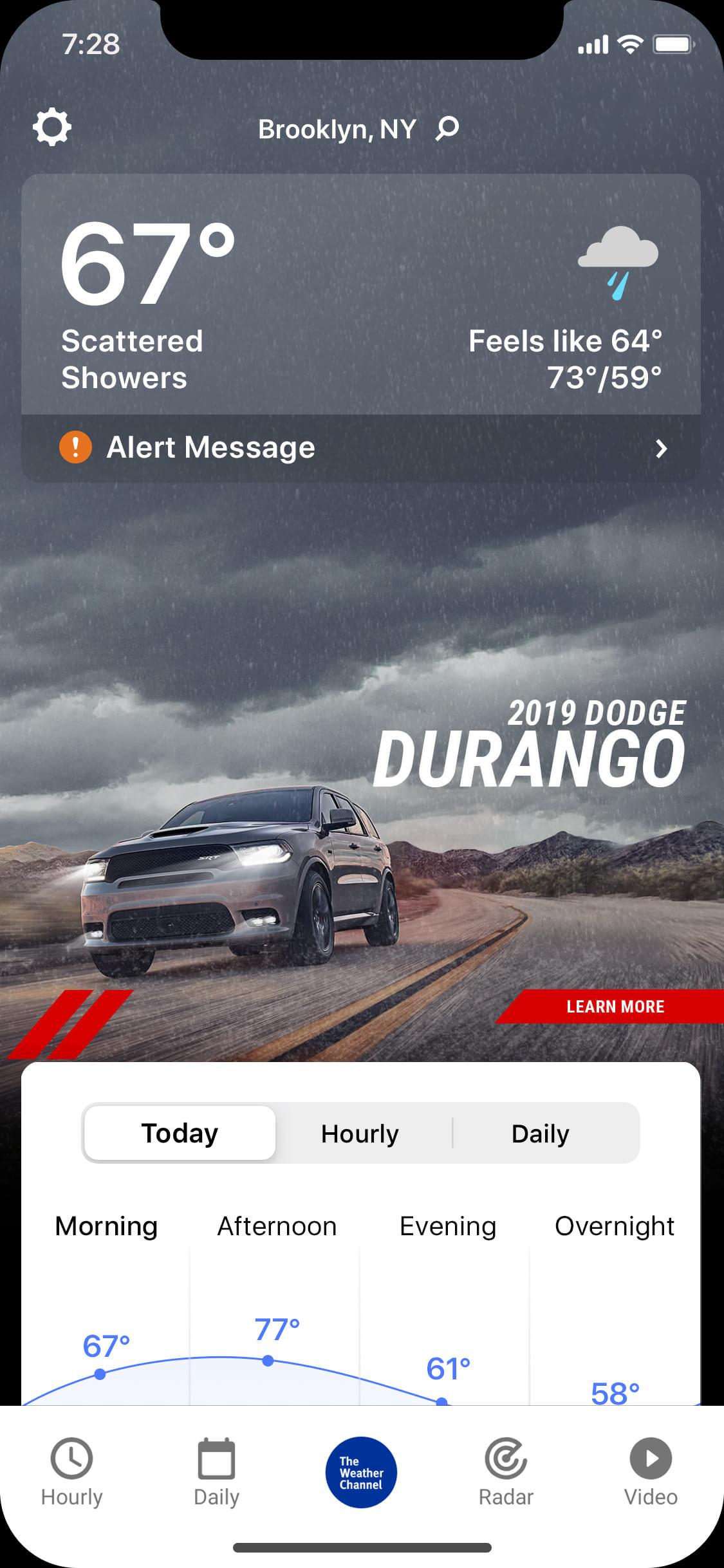 Durango_rainy_day