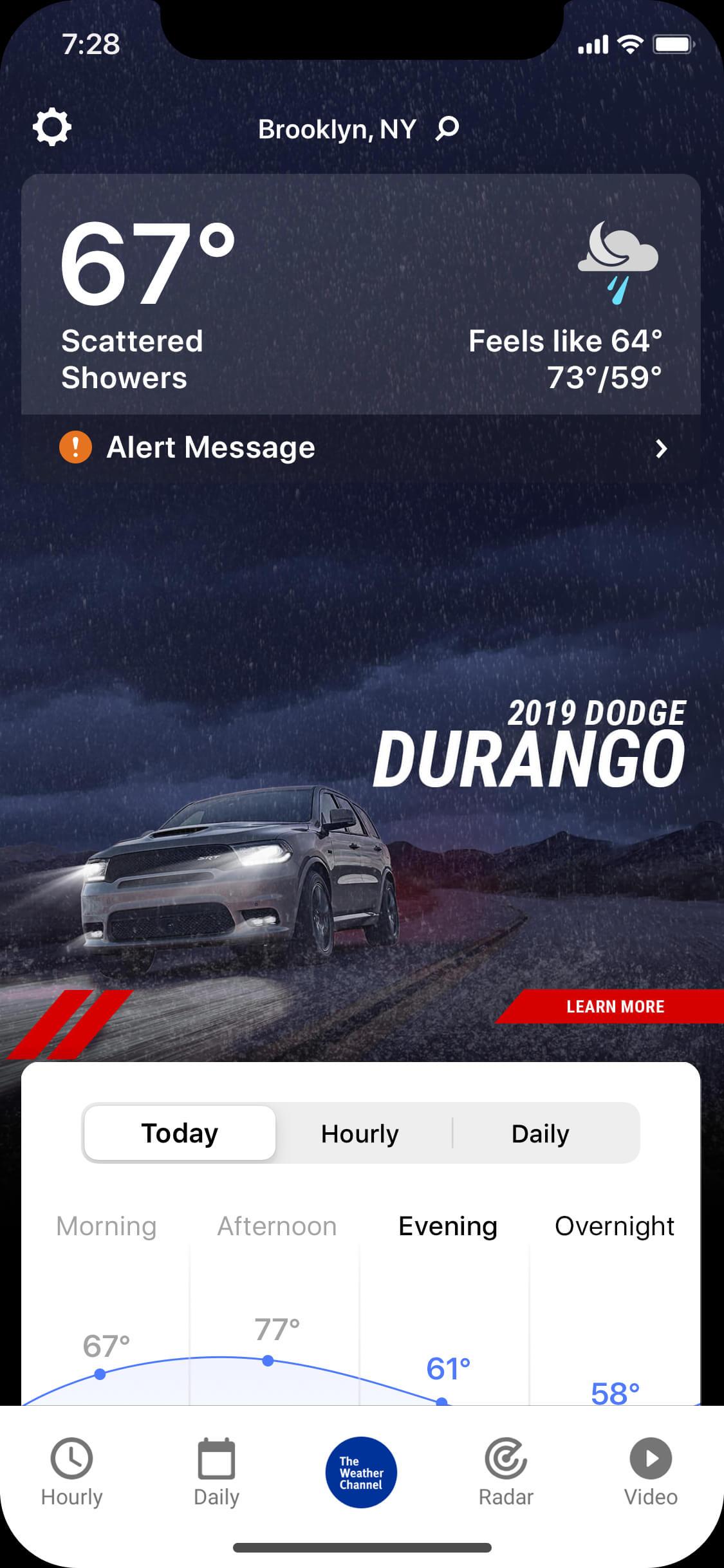 Durango_rainy_night
