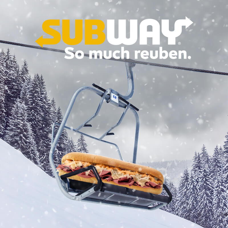 Subway – Integrated Forecast