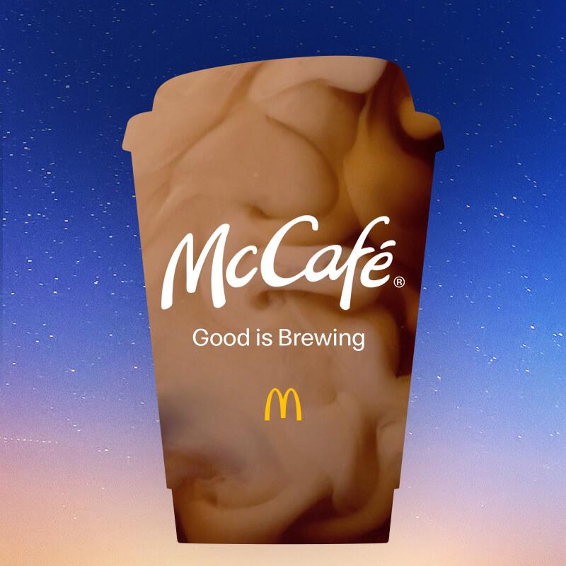 McDonald's McCafe – Next Gen IM + IF