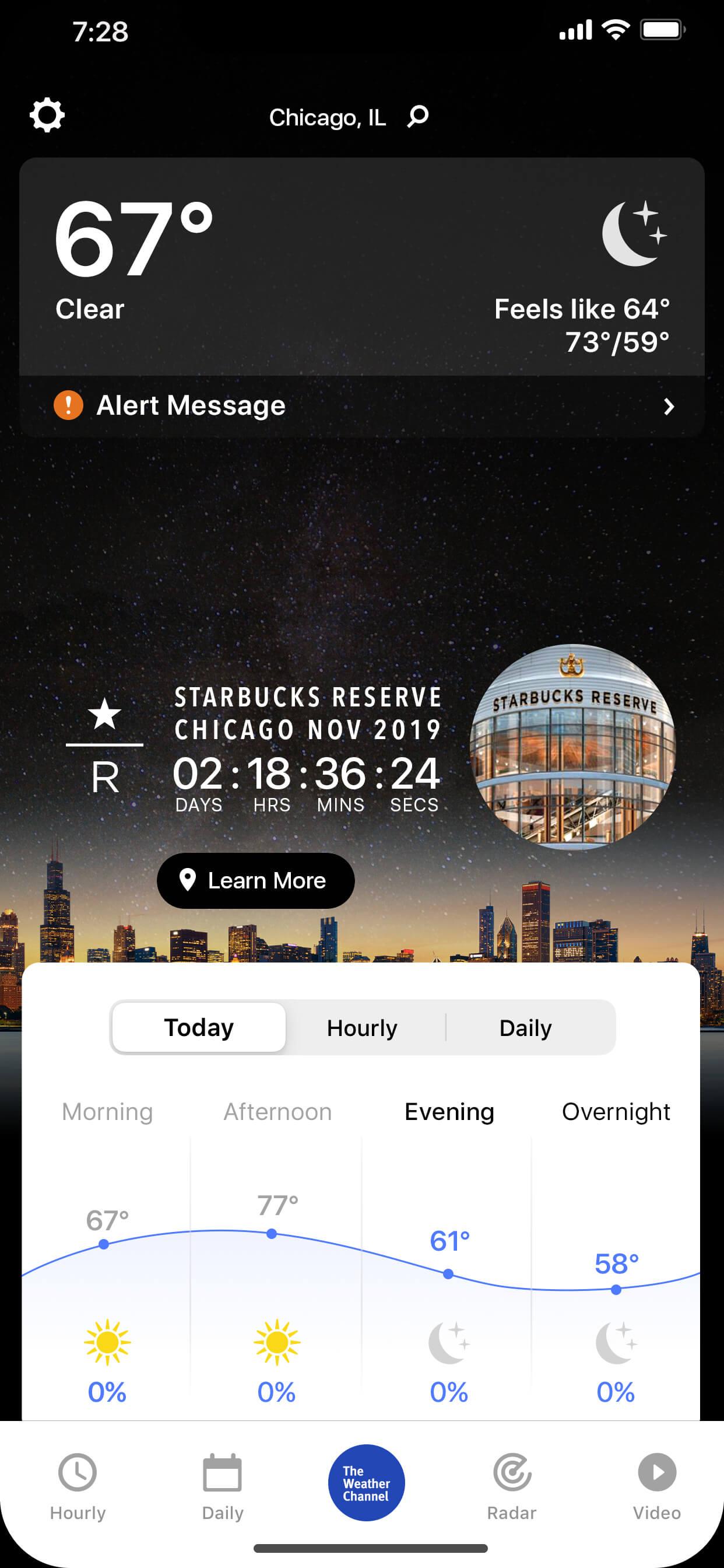 Starbucks_Mobile_App-IM_NextGen-Mock_ChiGPS_Chicago clear_night