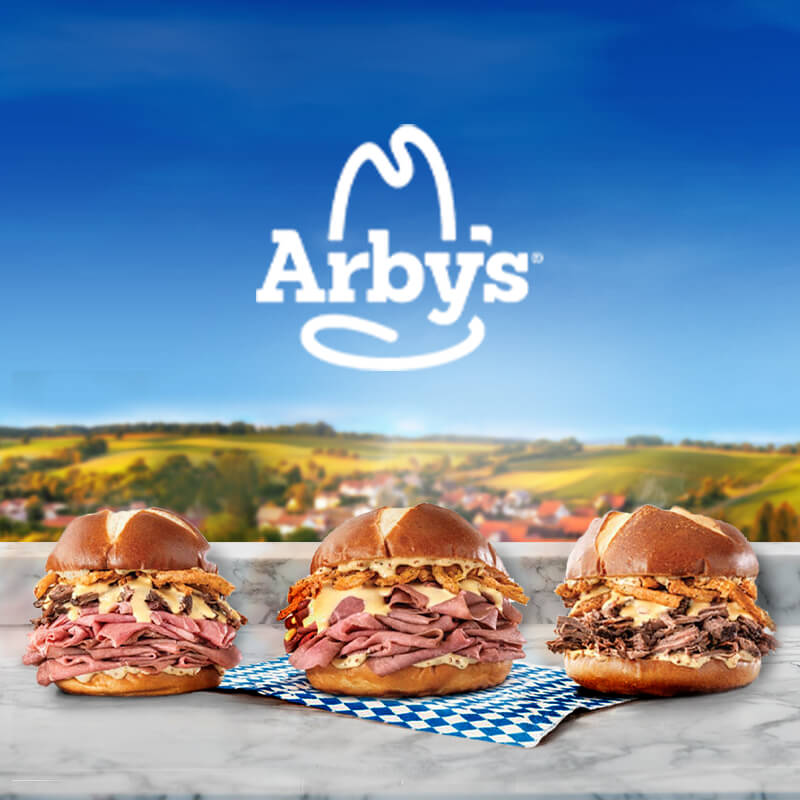 Arby's Meatoberfest – Animated IM (Mock)