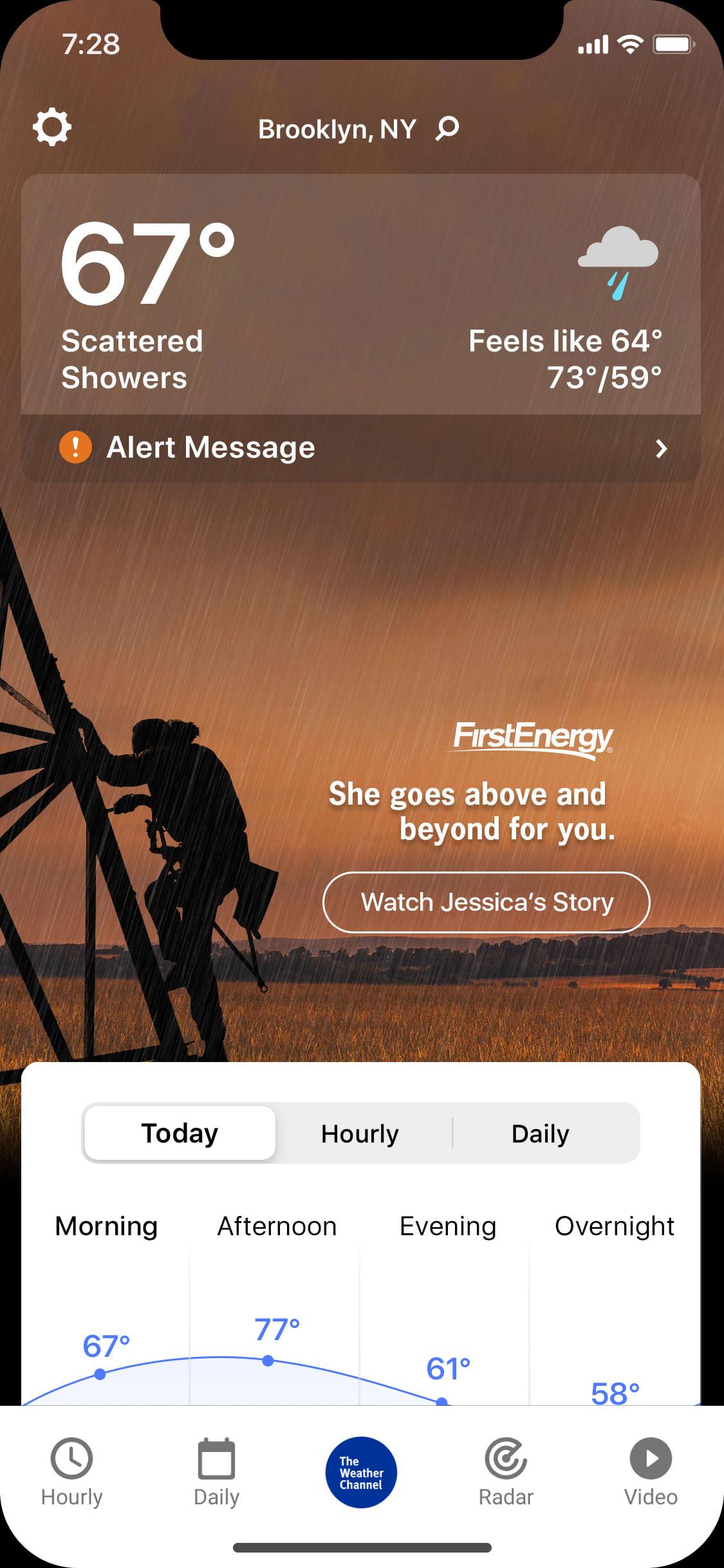 First Energy_rainy_day