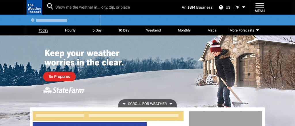 State Farm_clear day open