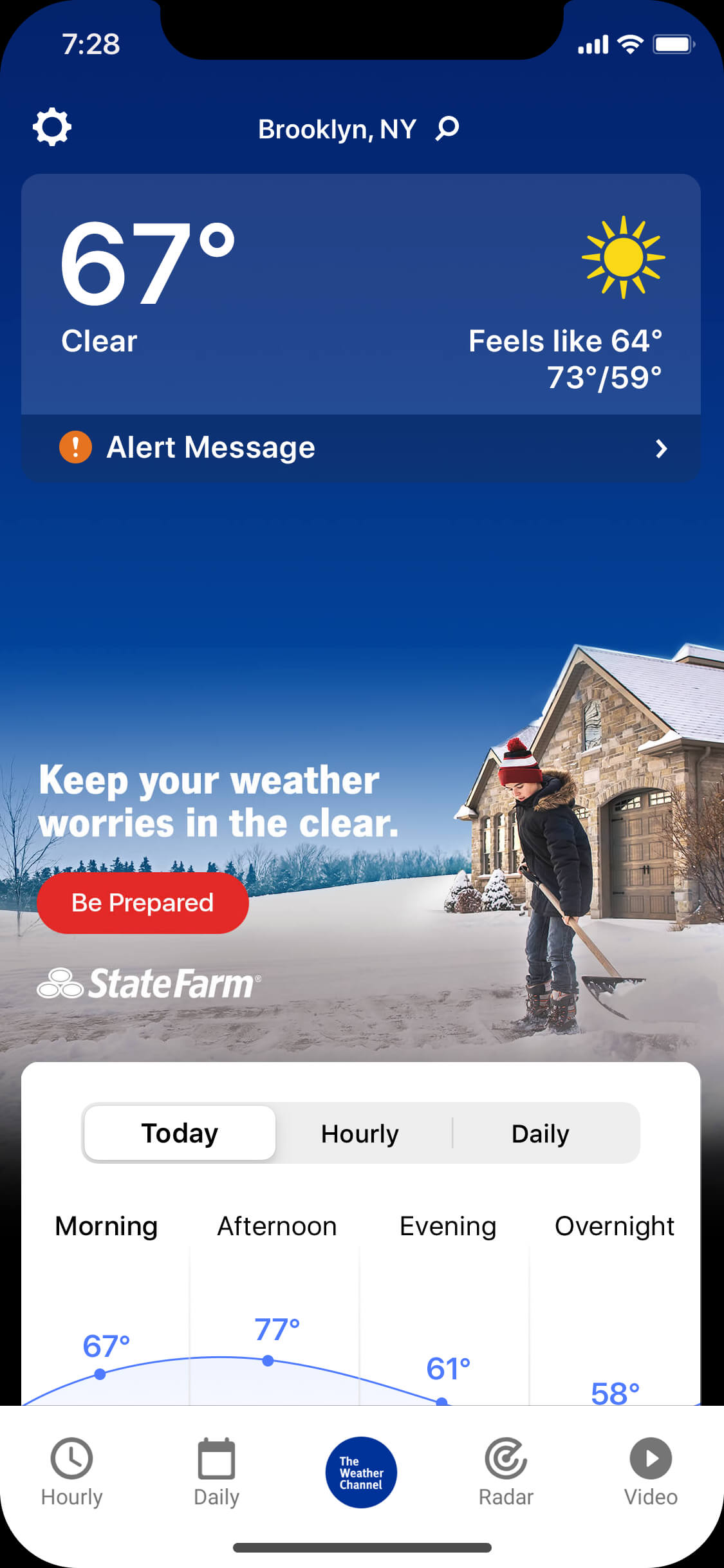 State Farm_clear_day