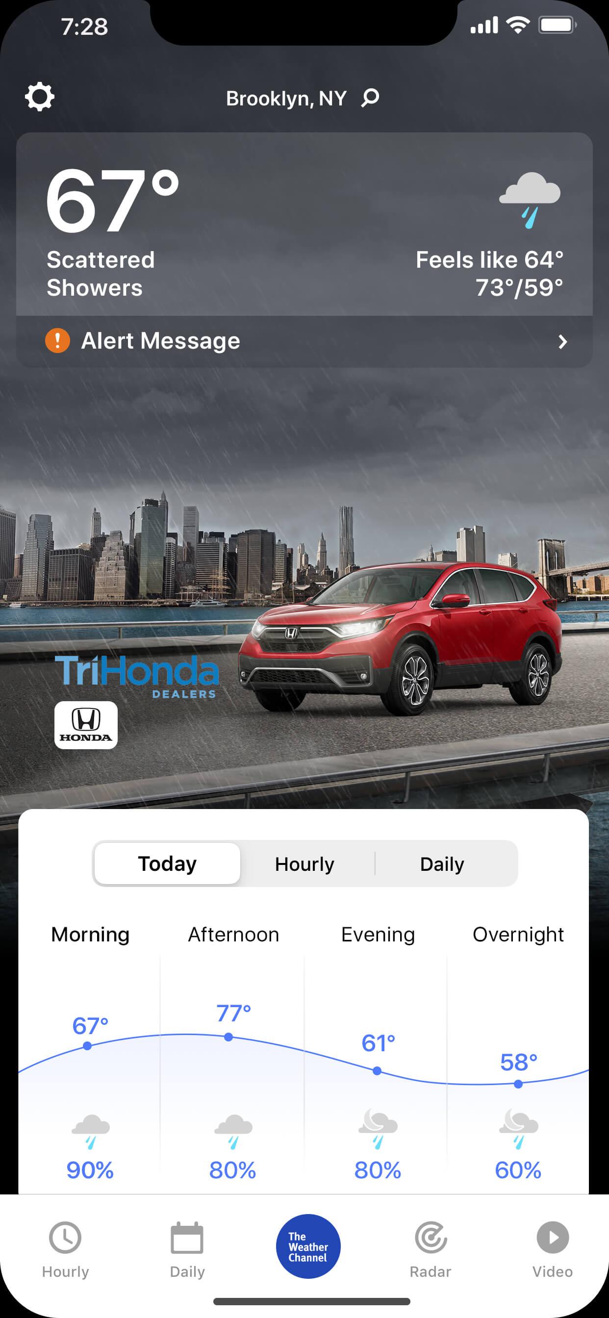 Tri_Honda-AWO-CRV-rainy_day