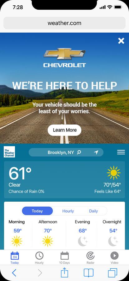 Chevrolet_MobileWebIM_Open_Mock