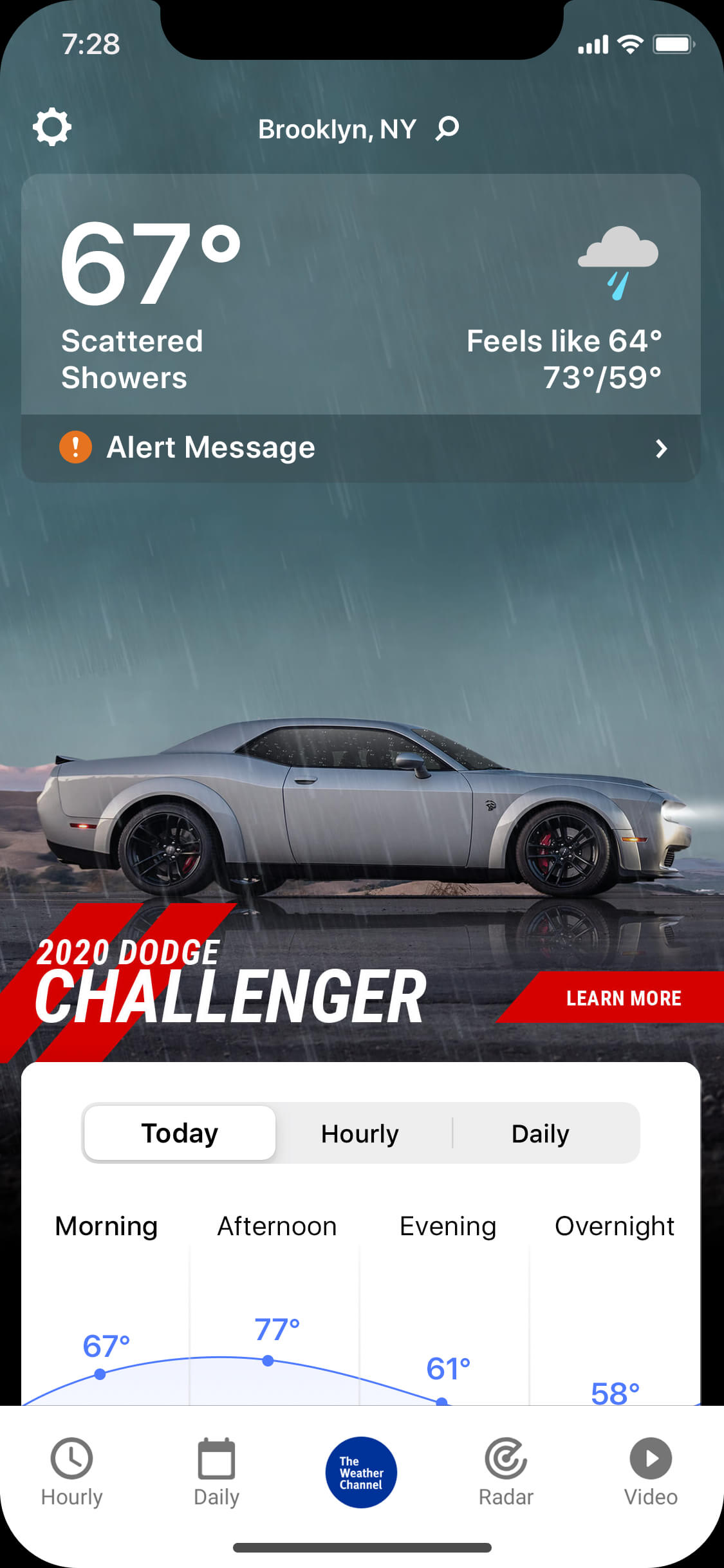 Dodge_Challenger-MAIM-rainy_day