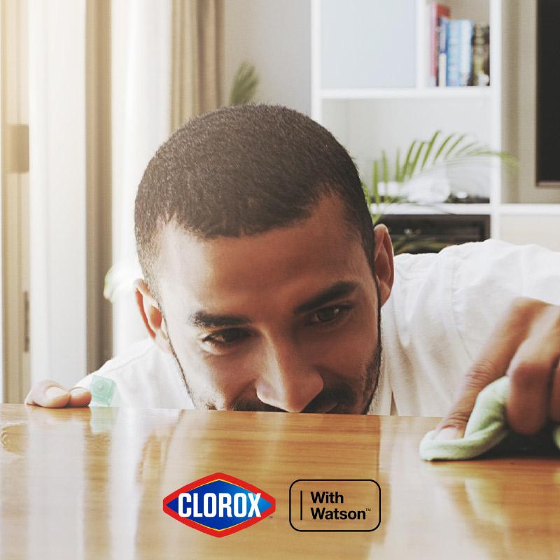 Clorox Watson Ad