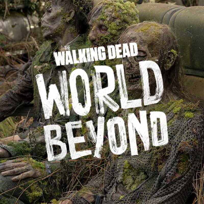 The Walking Dead – World Beyond – MAIM – Mock