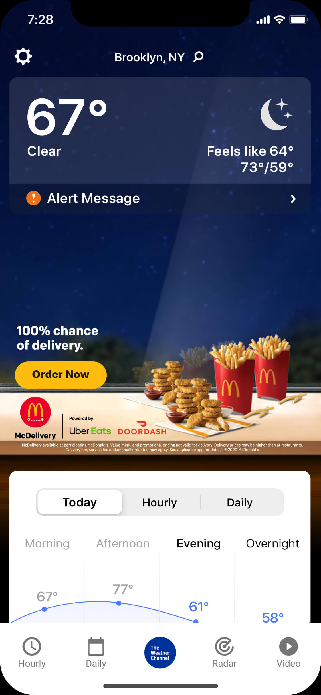 Mcdonalds-nugget_clear_night