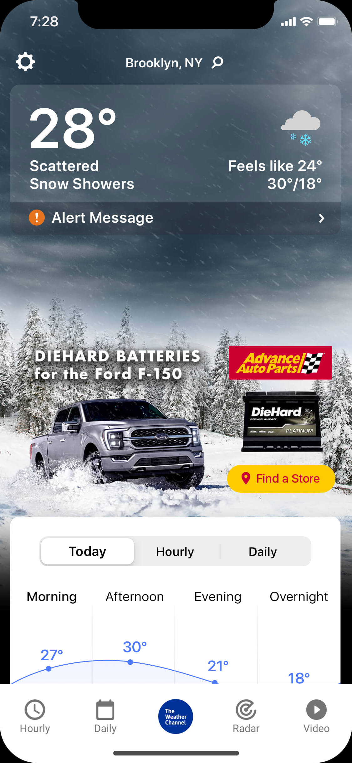 AdvanceAutoParts-MAIM-Mock_wintry_day Ford
