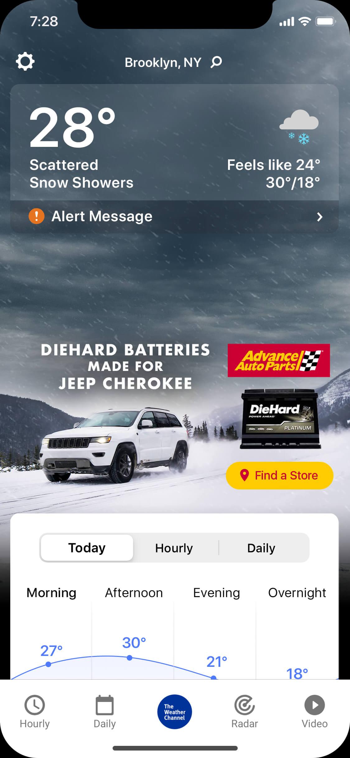 AdvanceAutoParts-MAIM-Mock_wintry_day Jeep