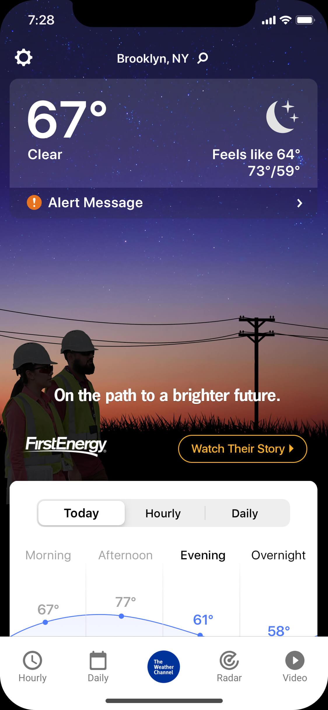 FirstEnergy-MAIM_clear_night