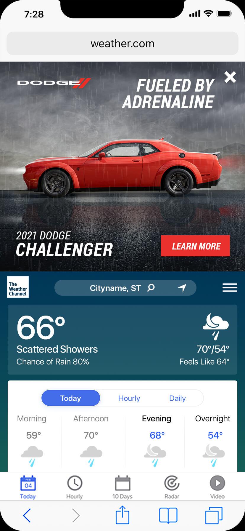 Dodge-Challenger-MWIM-rain-n