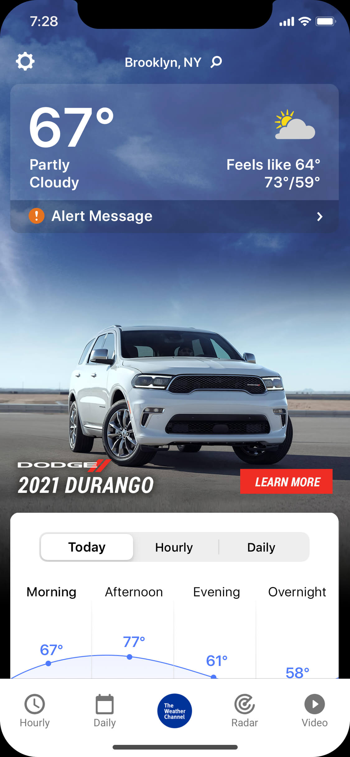 Dodge-Durango-MAIM-cloudy_day
