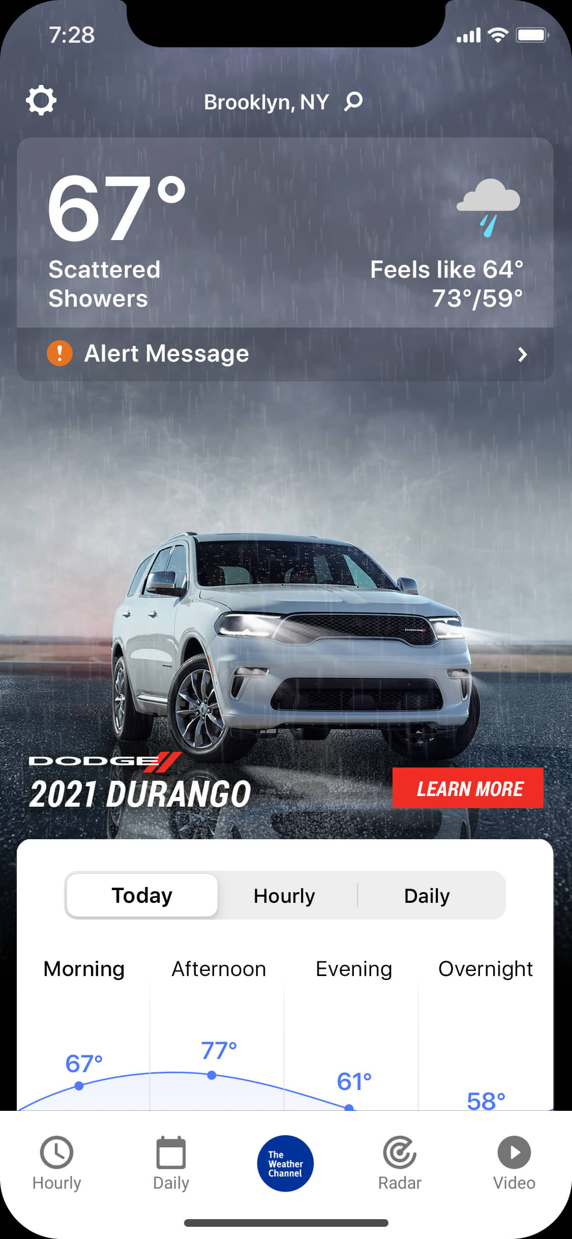 Dodge-Durango-MAIM-rainy_day