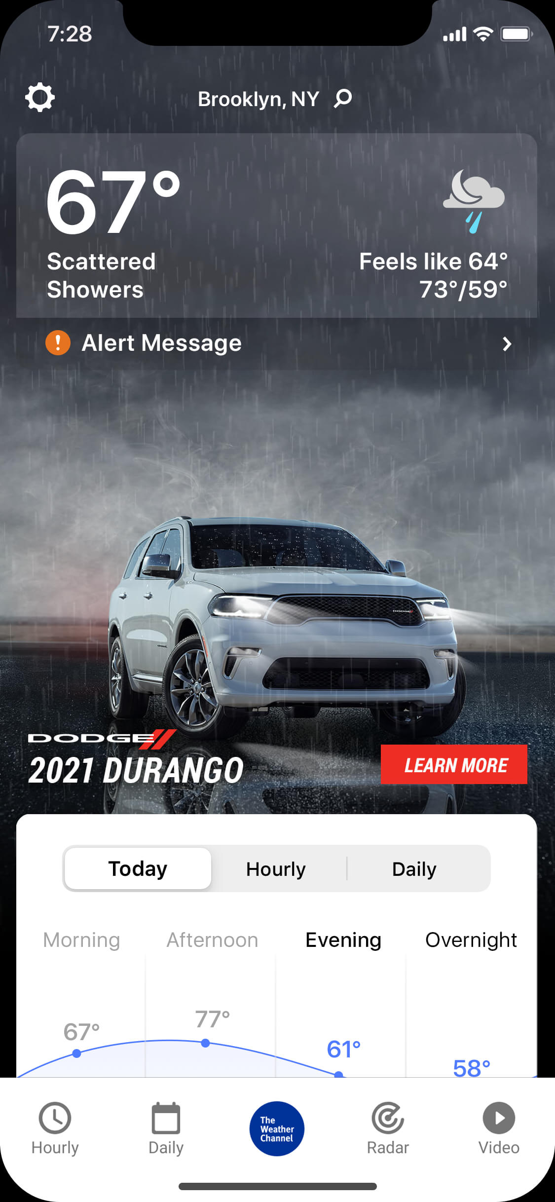 Dodge-Durango-MAIM-rainy_night