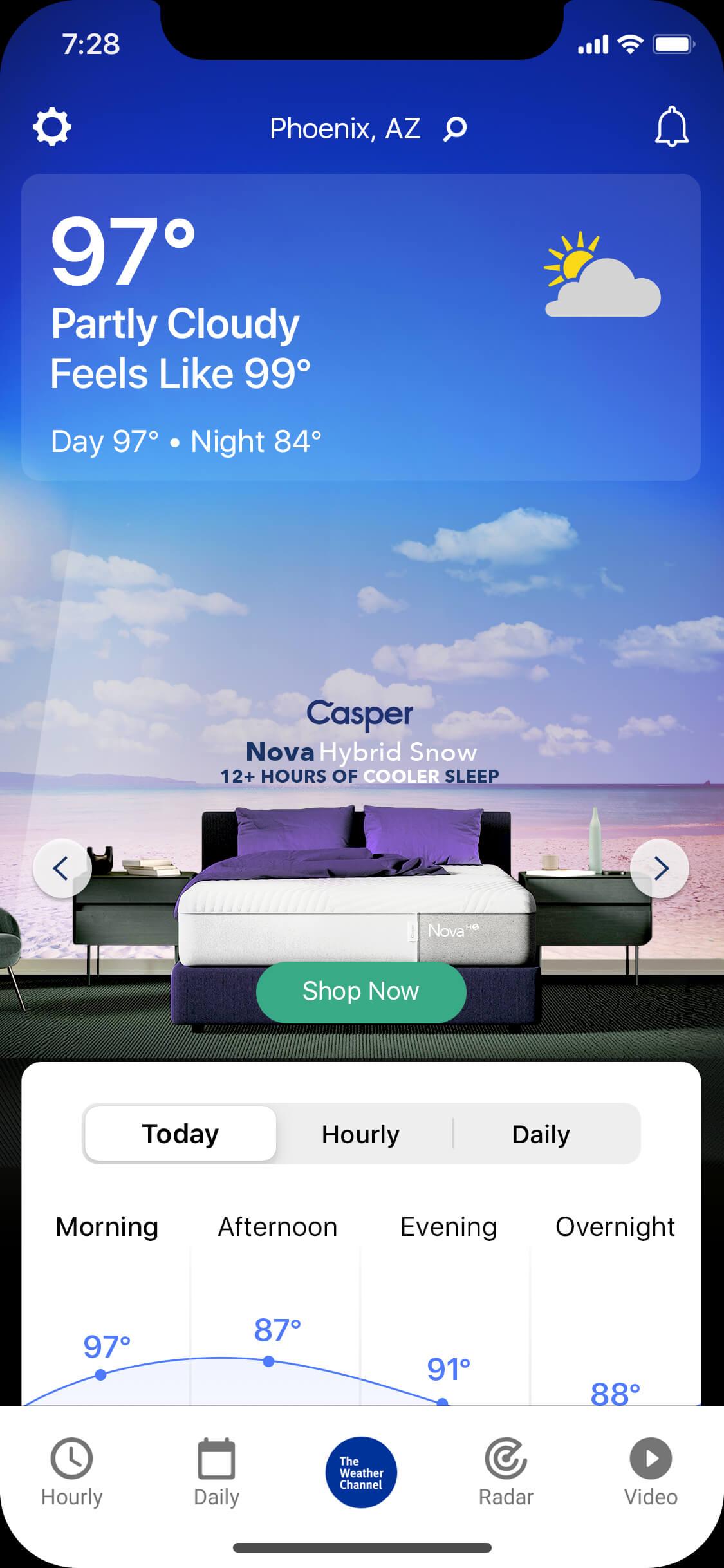 Casper_Cooling-Collection-Nova-MAIM-Mock