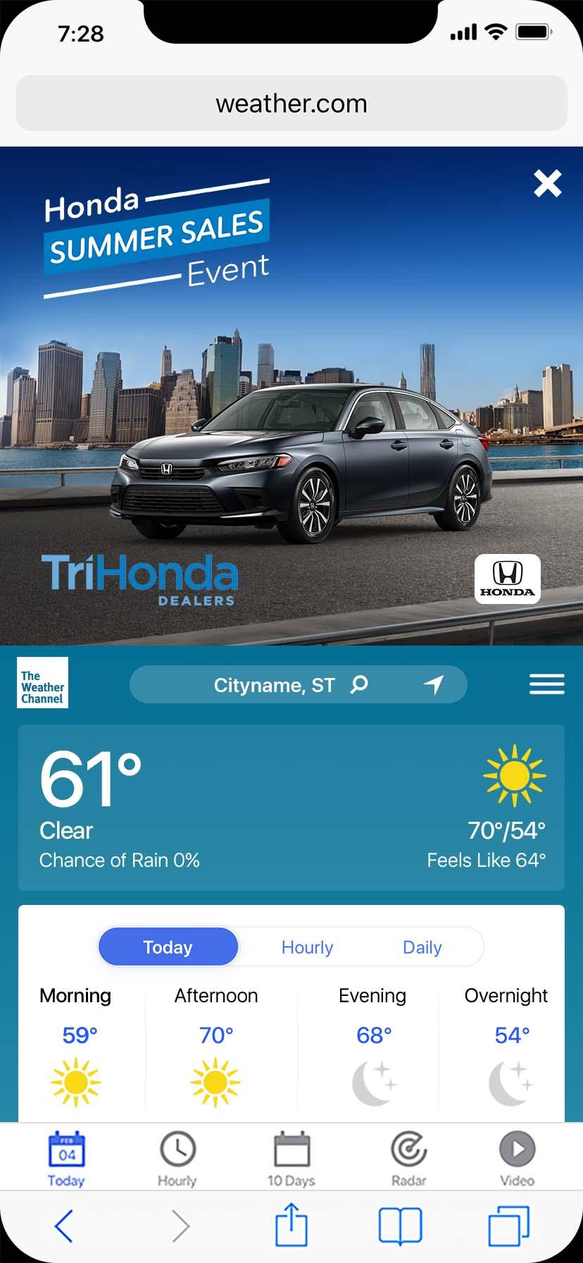 Open-Tri-Honda-Summer-Clearance-clr-d-civic