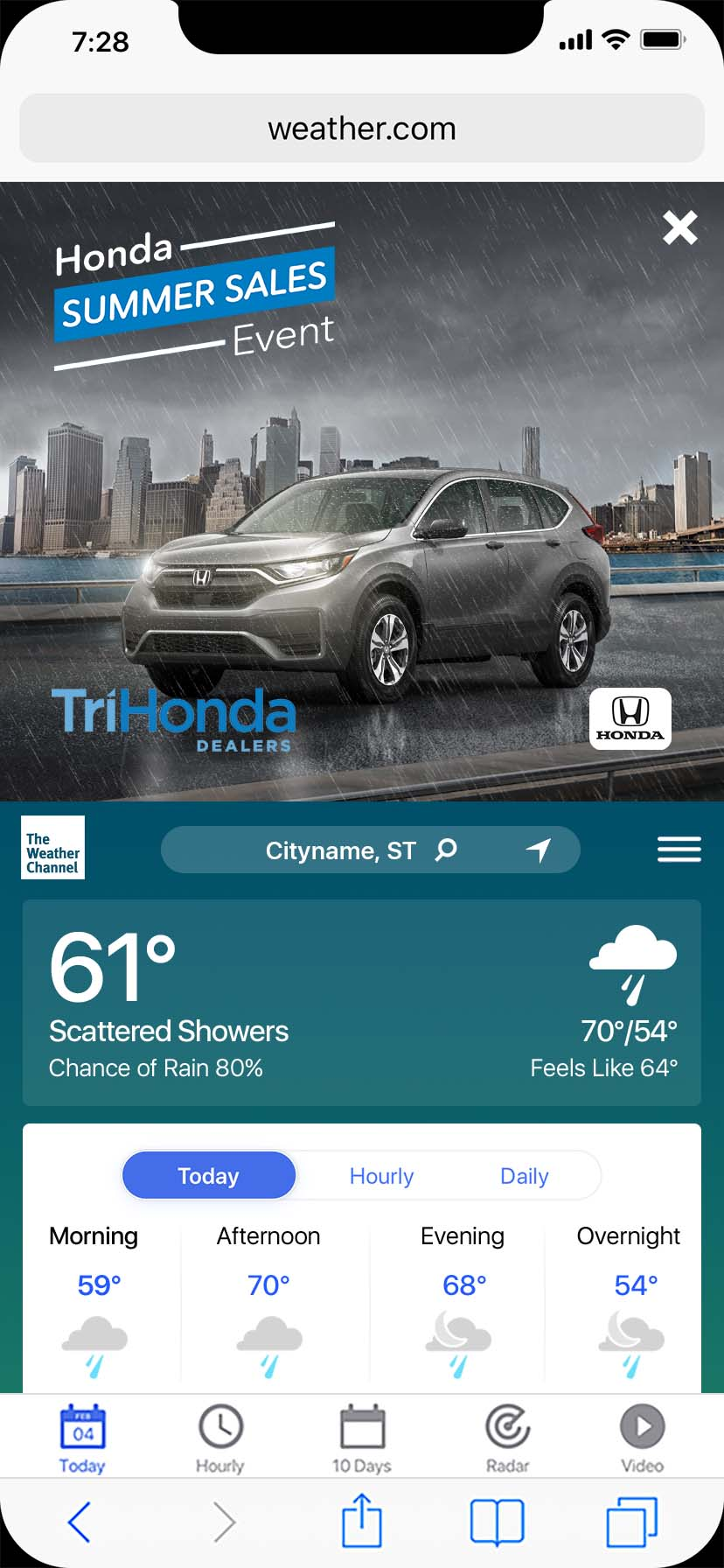 Open-Tri-Honda-Summer-Clearance-rain-d