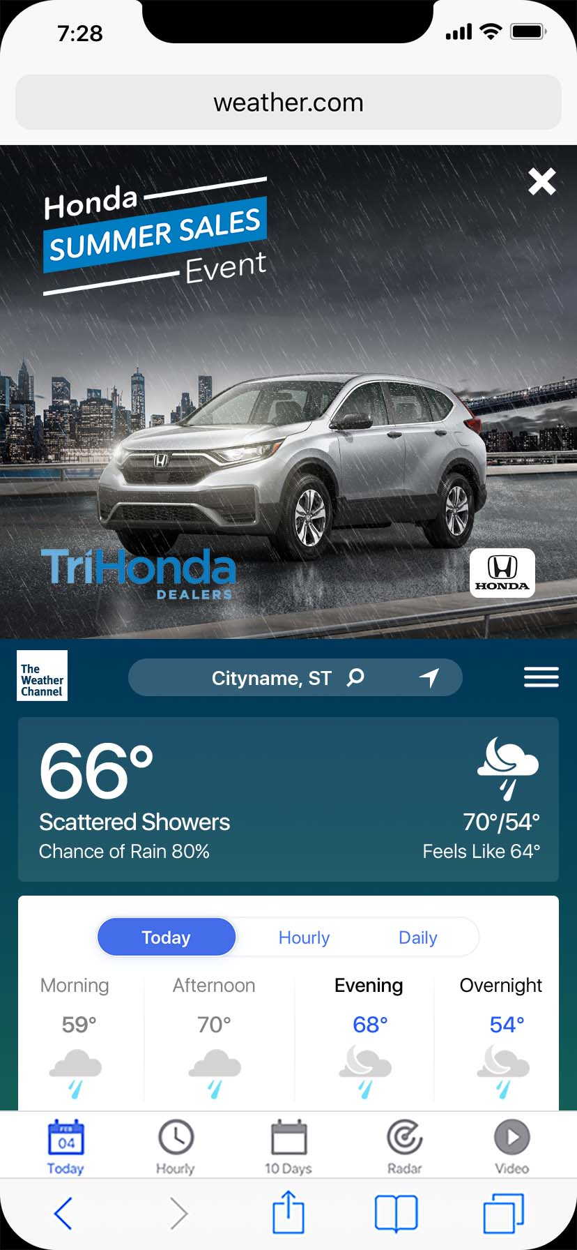 Open-Tri-Honda-Summer-Clearance-rain-n