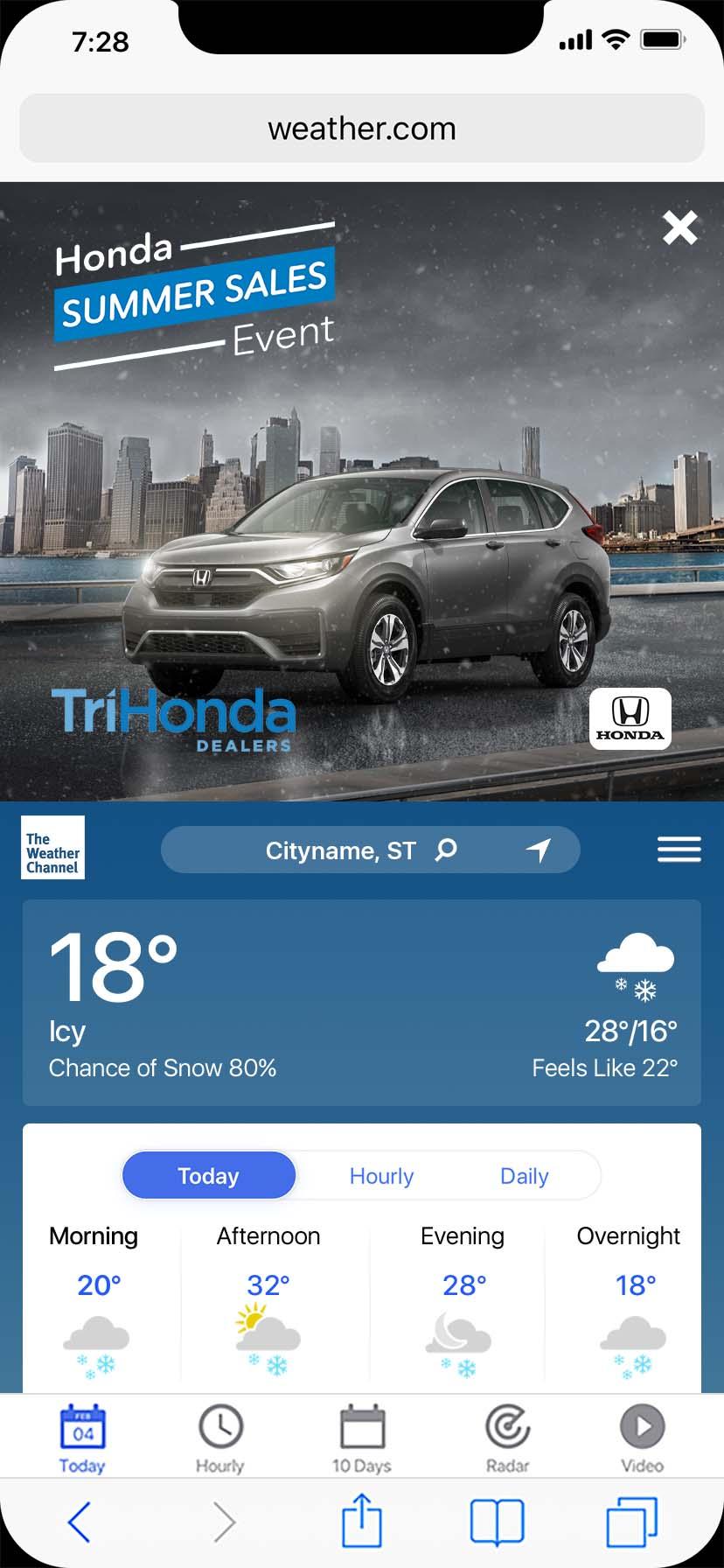 Open-Tri-Honda-Summer-Clearance-snow-d