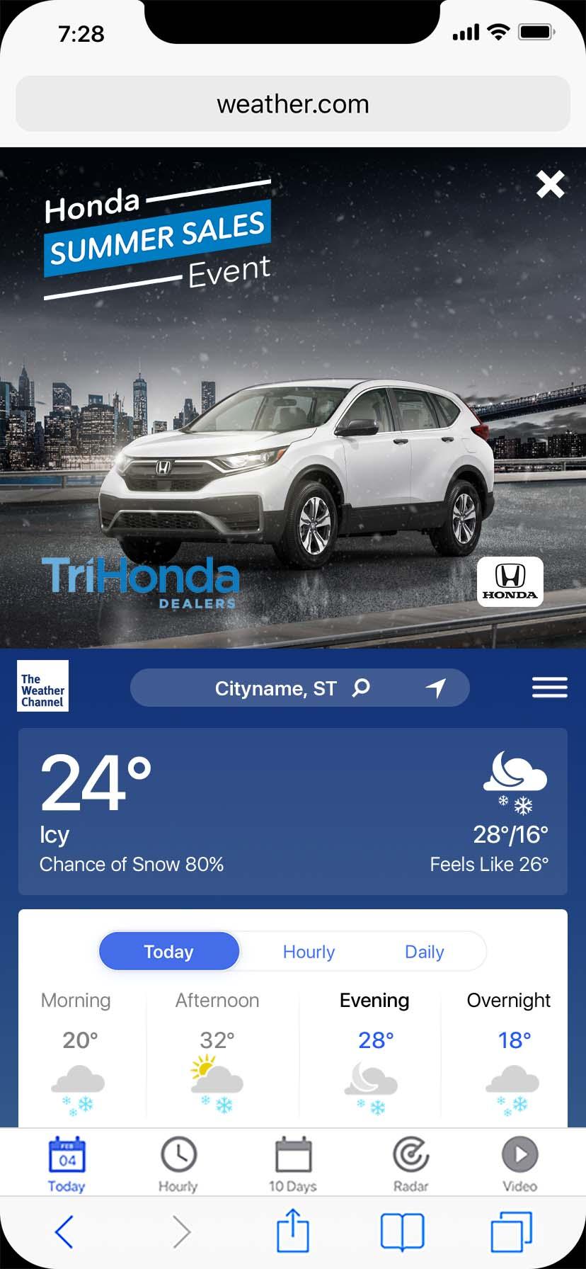 Open-Tri-Honda-Summer-Clearance-snow-n