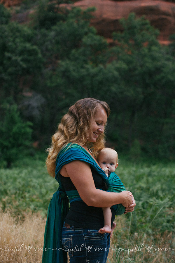 Summer Babywearing And Woven Wraps Wrap Your Baby