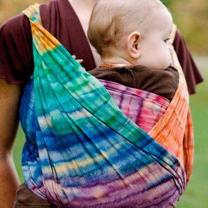 Wrapsody Hope Breeze Baby Wrap In Airy Gauze Wrap Your Baby