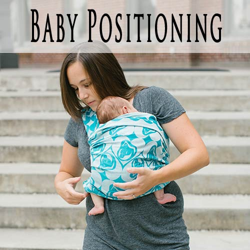 Optimum Positioning For Baby