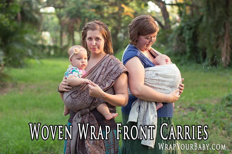 Front Carry Database for Woven Wraps