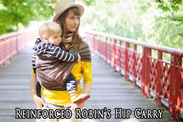 Reinforced Robin's Hip Carry (RHC)