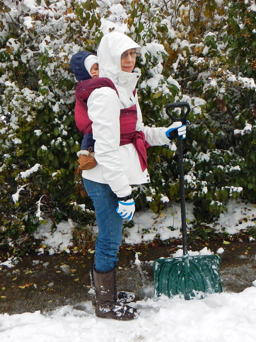 ffce9abf3cf Winter Babywearing   Tips for Babywearing Coats - Wrap Your Baby