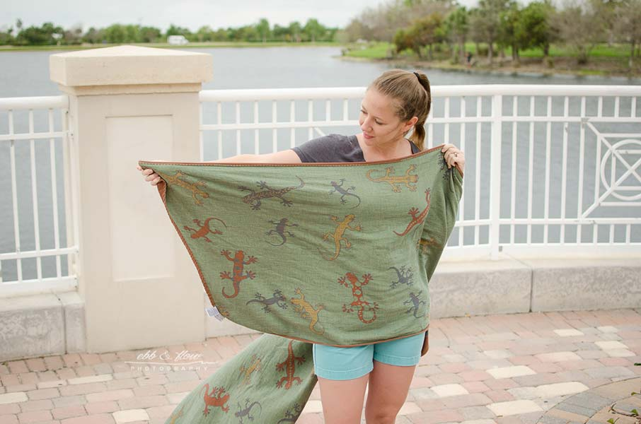 Double Sling Carry Wrap Your Baby